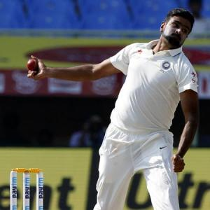 Can Ashwin continue his golden run away from home?