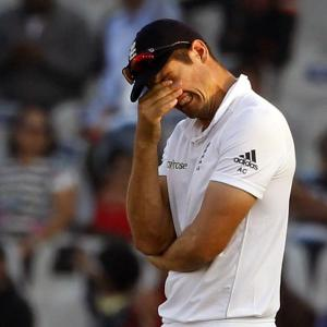 Cook on what went wrong for England in India