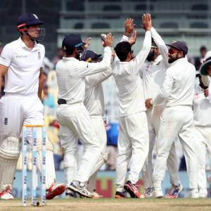 How India dented England psychologically to win in Chennai