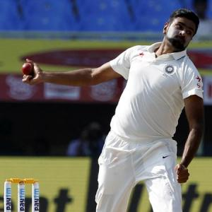 Check out spin great Prasanna's advice for Ashwin