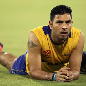 Yuvraj Singh shares his insights on the pink ball