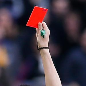 Now, Cricket set to introduce red cards!