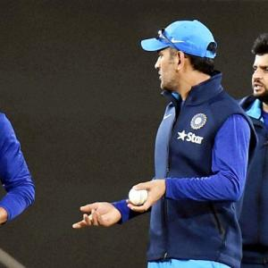Can India regain winning touch in Dhoni's backyard?