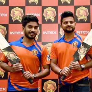 I am happy that we have McCullum in Gujarat Lions team: Raina