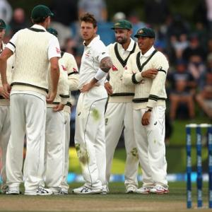 Christchurch Test: Pattinson bowls Australia into winning position