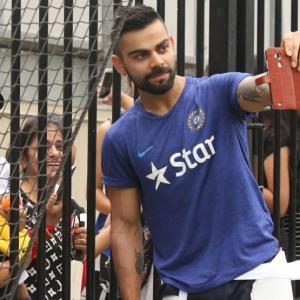 Kohli points out 3 instances which shows positive atmosphere in team