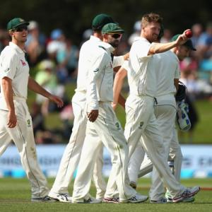 Australia in charge at Hagley Oval, close in on No.1 Test ranking