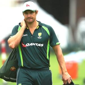 Shane Watson left out of Australia squad for India series