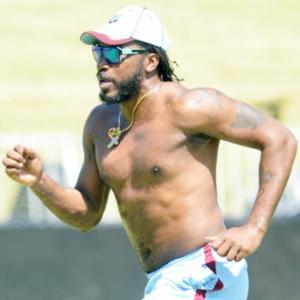 Chris Gayle in hot water again!