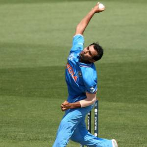 Pacer Shami ruled out of Australia tour with injury