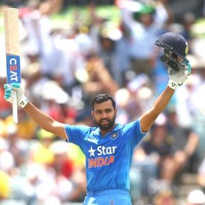 'Surprising that Rohit does not turn these performances in Tests'
