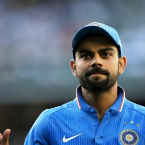 Broadcaster can't decide on selection: BCCI tells ACC on Kohli absence