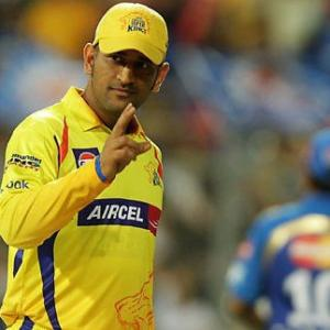 Dhoni to lead new IPL team Rising Pune Supergiants