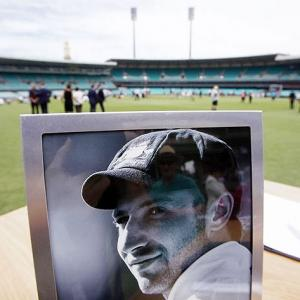 'Forever Unbeaten': A musical tribute to Phillip Hughes