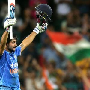 Why Manish Pandey is not taking Sydney ton for granted?