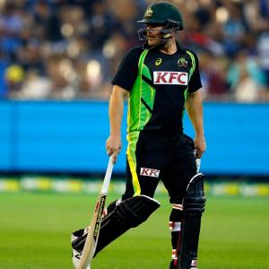 Smith set to replace 'injured' Finch as Australia T20 skipper