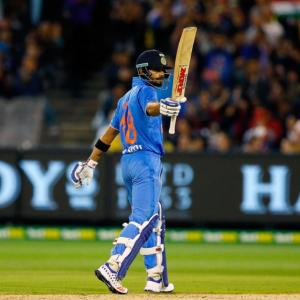 India seal T20 series after big win at MCG
