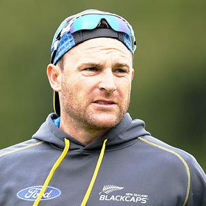 Injured McCullum named NZ captain for his final ODI series