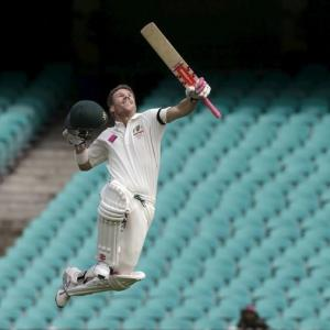 Warner adds spark to SCG draw
