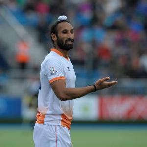 Hockey captain Sardar rubbishes sexual harassment charges against him