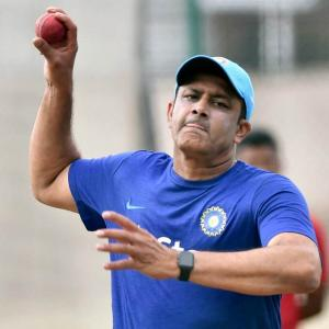 Pink ball Test in India a long way off: Kumble