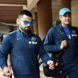 Fact check: History apart, Kohli-Kumble leadership could demolish Eng
