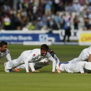 PHOTOS: Pakistan thrash England at Lord's; lead series 1-0