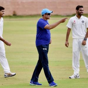 Looking forward to the long season of Test cricket: Kumble