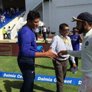 Second Test preview: Can India counter green pitch to flatten WI?