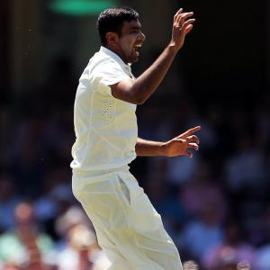 India's spin ace Ashwin World No. 1 bowler, all-rounder in Tests!