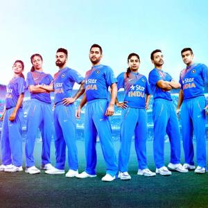 Check out Team India's new kit for World T20