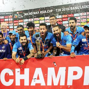 Sri Lanka one win away from India in Asia Cup titles