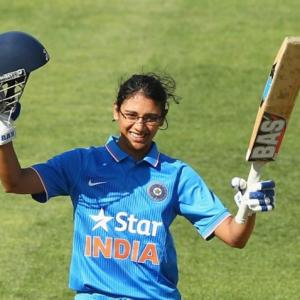 India's Smriti Mandhana signs up for Women's Big Bash League