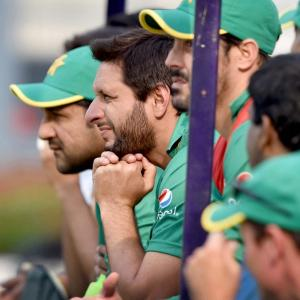 Pakistan manager blames Afridi for WT20 debacle