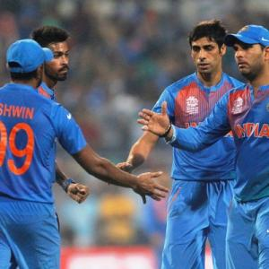 India limited overs squad: Who is in and who lost out