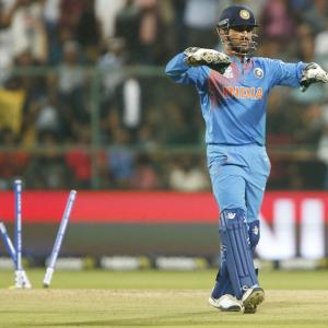 Numbers Game: Another milestone for Dhoni, the finisher