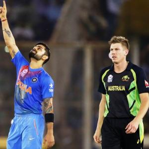 This is what you play cricket for, I am overwhelmed: Kohli