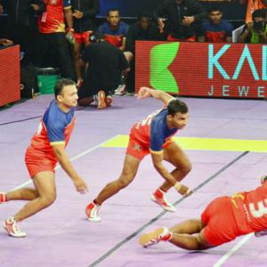 Pro Kabaddi League goes biannual after early success