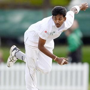 3rd Test: Chameera, Gamage called up to Sri Lanka squad