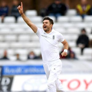 James Anderson breaks Glenn McGrath's record
