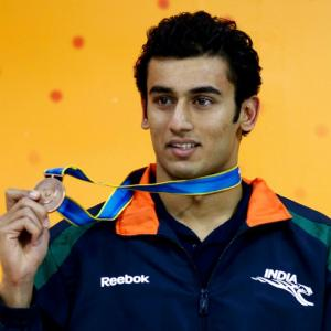 Meet India's Olympics swimming hopeful