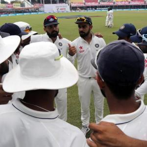 India ready with spin trap for England