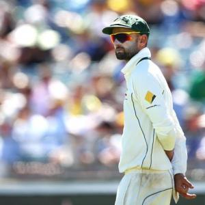 Vote: Did Australia's sparing use of Lyon cost them Perth Test?