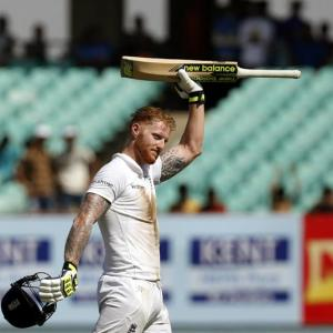 PHOTOS: Stokes punishes India as England amass huge total