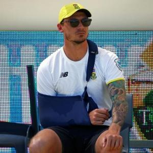 Steyn takes a dig at Aussies over ball tampering charge