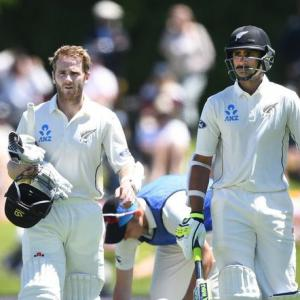 1st Test: Williamson guides NZ to win over Pakistan