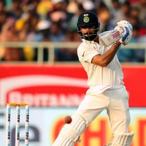 England's only focus in Mohali is KOHLI...