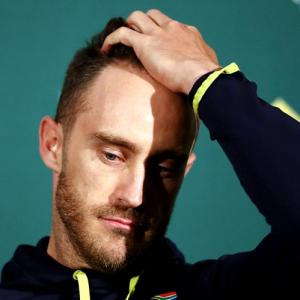 ICC disappointed at Du Plessis ball-tampering appeal