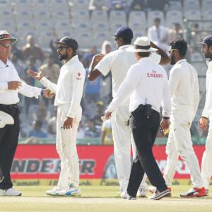 Bairstow douses fire 'Stoked' by Virat's send-off
