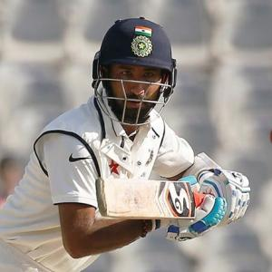 Pujara reveals Team India's game-plan for Day 3
